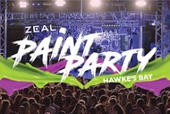 Zeal HB - Paint Party.