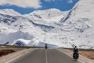 The Long Road From a Broken Heart - Jeremy Scott, Adventurer.