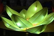Lighting of Osmanthus Gardens.