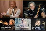 Jazz Gala: Jazz Dave Weckl, Tony Lindsay, Adam Schroeder.