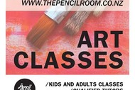 Term 2 Art Classes for Kids, Teens and Adults.