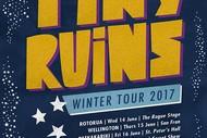 Tiny Ruins Winter Tour 2017.