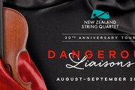 Dangerous Liaisons - New Zealand String Quartet.