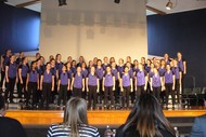 Young Singers In Harmony Regional Competitions.