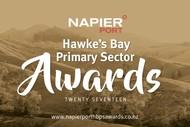 Napier Port HB Primary Sector Awards Dinner.