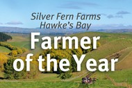 Silver Fern Farms HB Farmer of The Year Field Day.