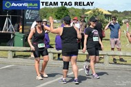 Avanti Plus Hastings Team Tag Relay.