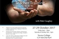 Qigong Teacher Training with Peter Caughey.