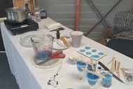 Scented Soy Candle & Melt Making Class.