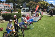 Summer Cycling Carnival-Avanti Dress Your Bike Competition.